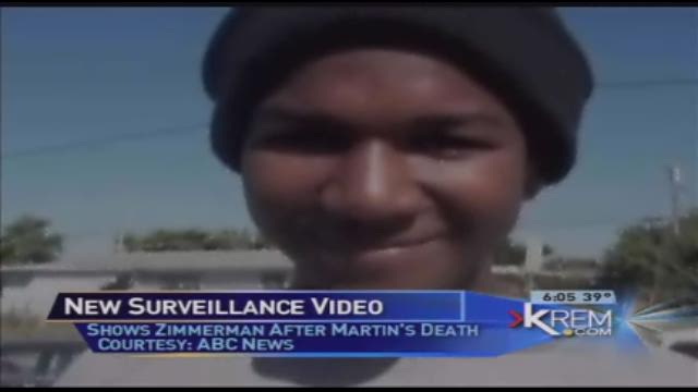 New surveillance video released of accused Trayvon Martin killer