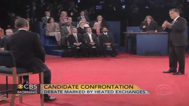 Highlights from the 2nd presidential debate
