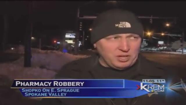 Two arrests made in Shopko pharmacy robbery in Spokane Valley