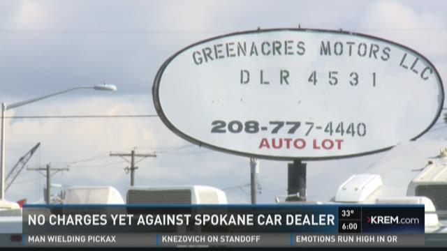 Attorney Against Car Dealer