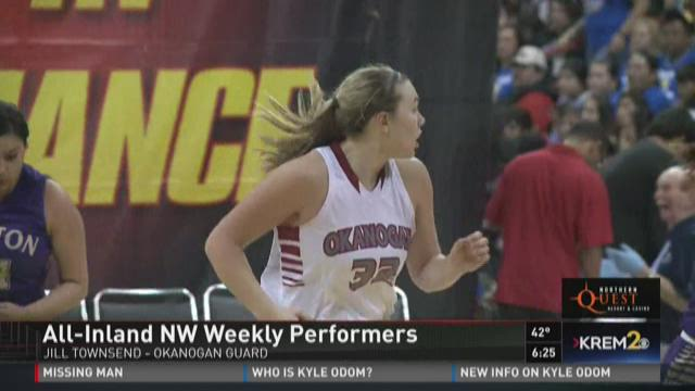 AmFam ALL-Inland NW Weekly Performers (March 7)