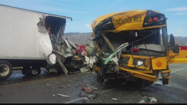 3 significantly injured in deadly Orondo bus wreck