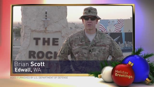 Holiday Greetings: Brian Scott