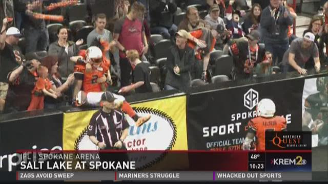 Empire edge Salt Lake in final minute for 31-29 victory
