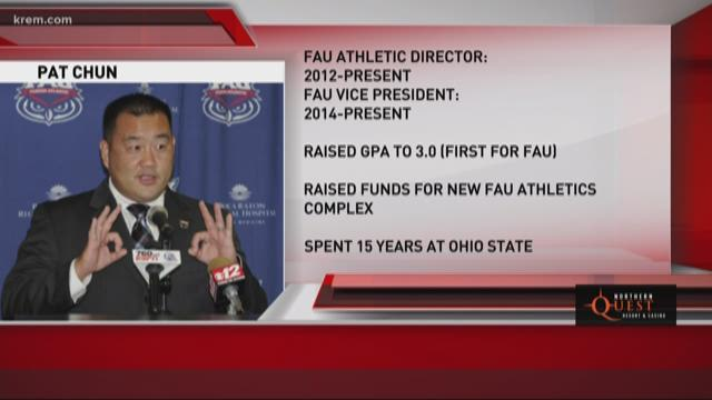 Pat Chun to be named new WSU Director of Athletics Wednesday