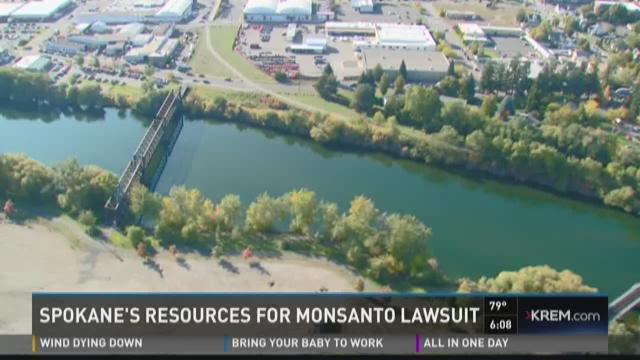 Monsanto Sued By City of Spokane