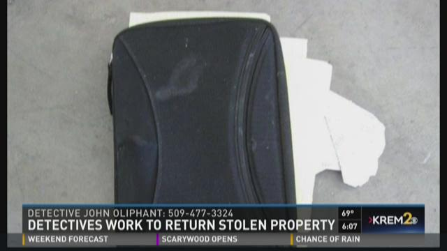 Deputies uncover stolen items in Spokane Valley bust