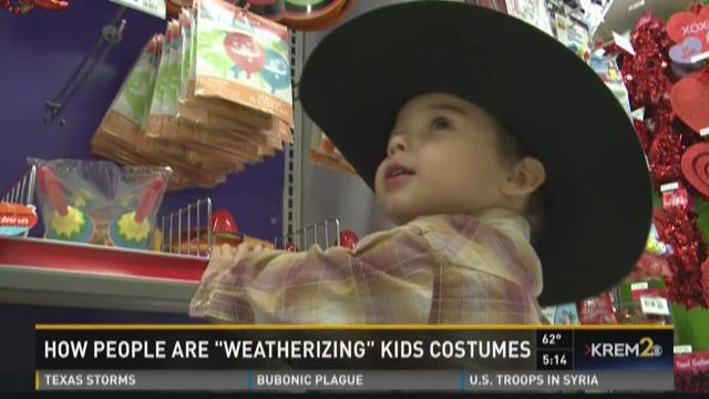 Show off your favorite costume from Halloween's past by posting it on social media and including #KREMBoo. It might end up on TV.